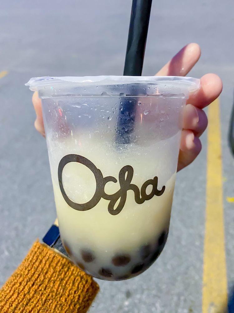 Ocha Bubble Tea And Dessert Cafe: 7216 University Ave, Windsor Heights, IA