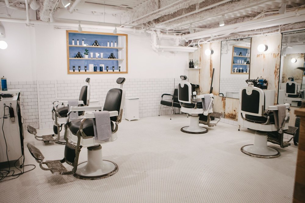 Blind Barber: 485 7th Ave, New York, NY