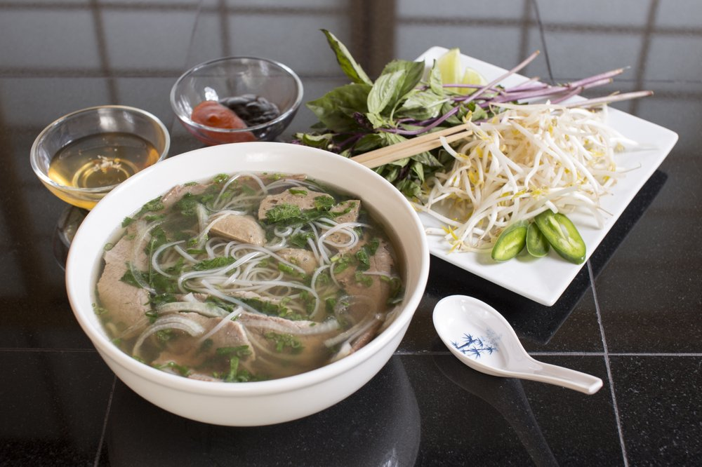 Pho Pho Asian Cuisine: 1580 Montgomery Hwy, Hoover, AL