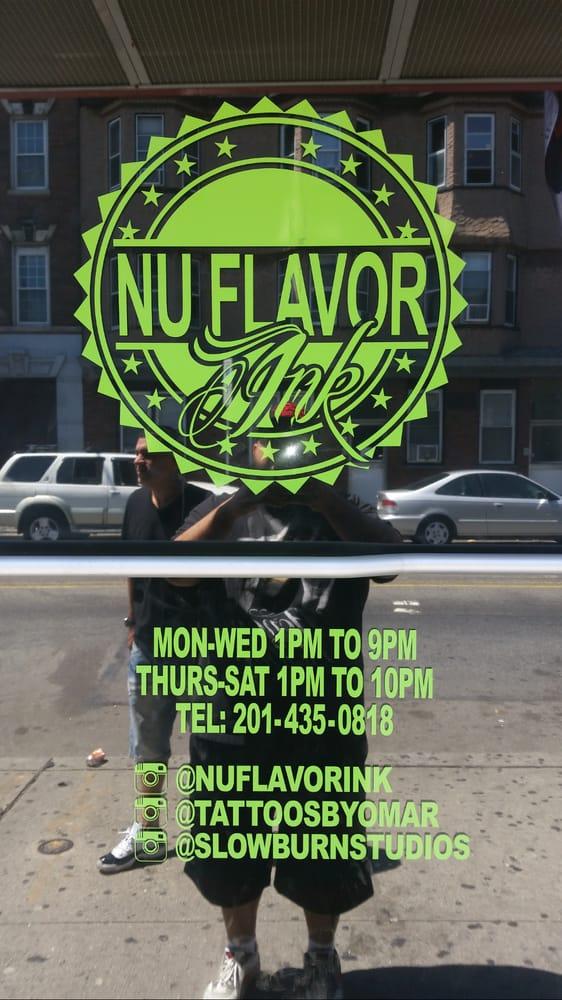 Best Tattoo Shops In New Jersey