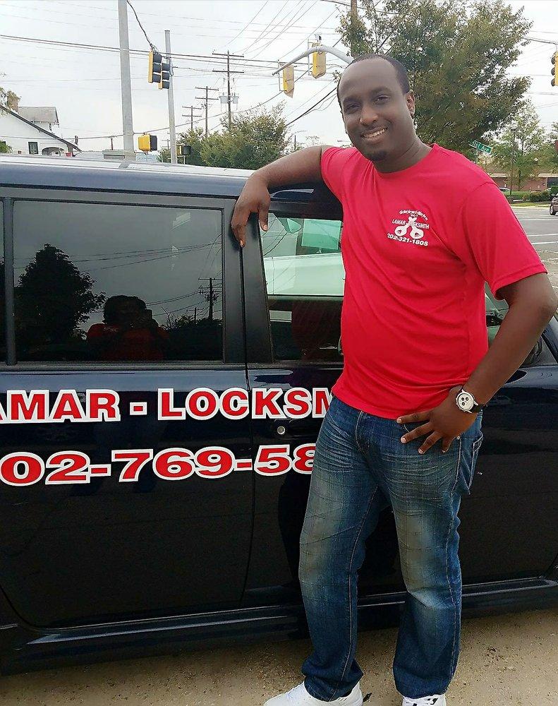 Lamar Locksmith LLC: 4020 Bladensburg Rd, Brentwood, MD