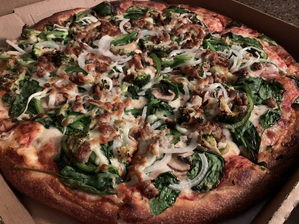 Eat'sa Pizza: 8569 N Main St, Eden, NY