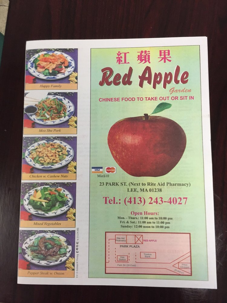 Actual Chinese Food In Massachusetts