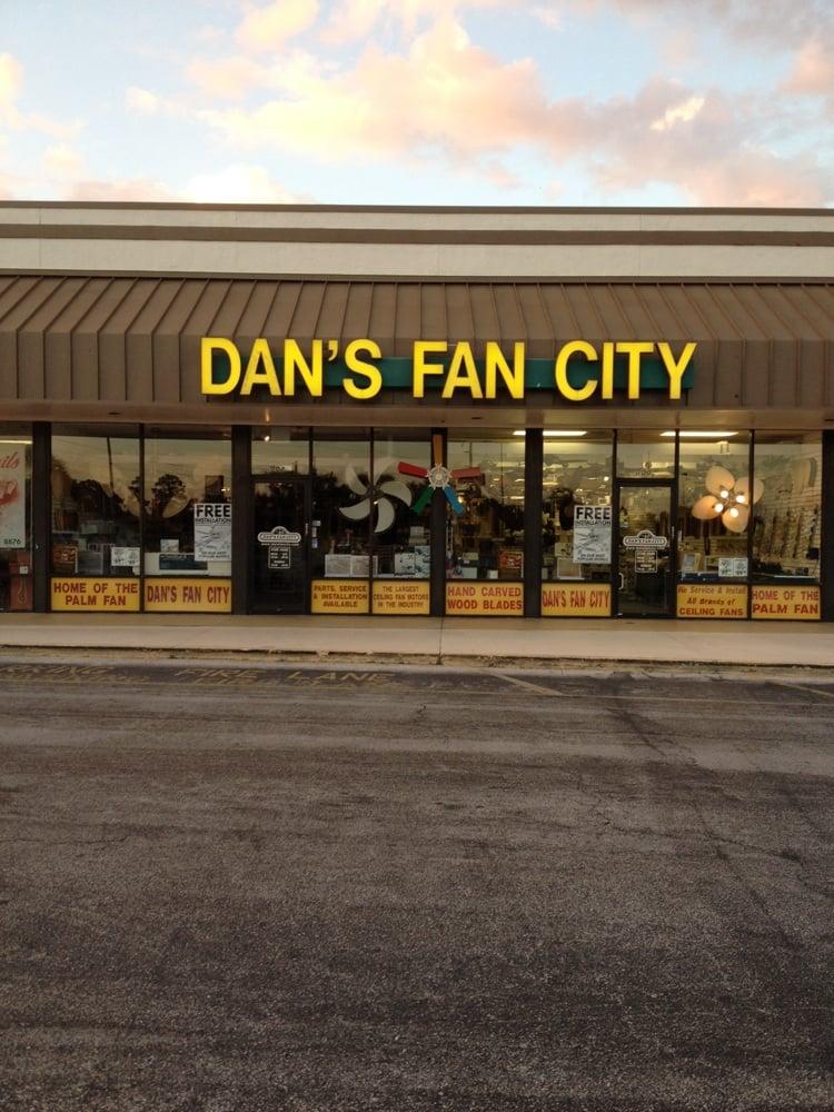 Dan S Fan City Appliances 1712 Citrus Blvd Leesburg