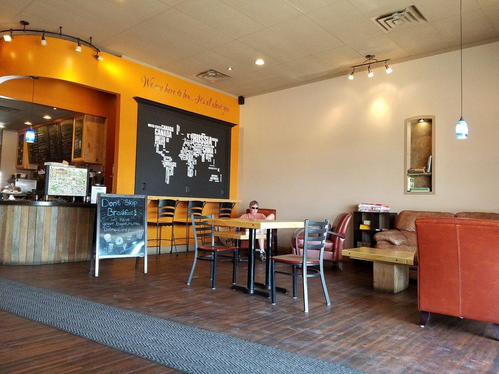 Buzzbru Coffee & More: 1149 S 450th W, Brigham City, UT