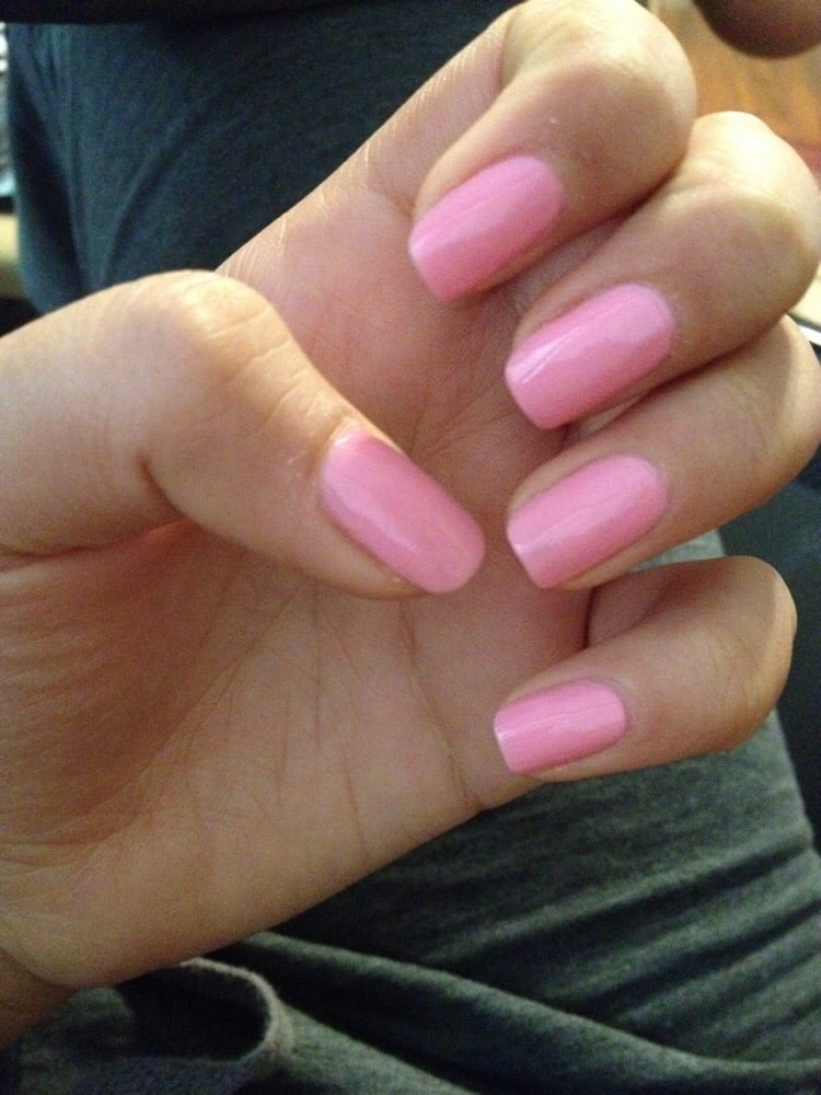 Basic Manicure Nail Care Routine: Great Job On Basic Manicure & Removal Of Gel. Polish
