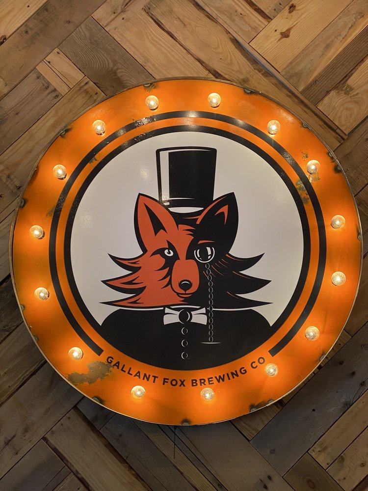 Gallant Fox Brewing: 2132 Frankfort Ave, Louisville, KY