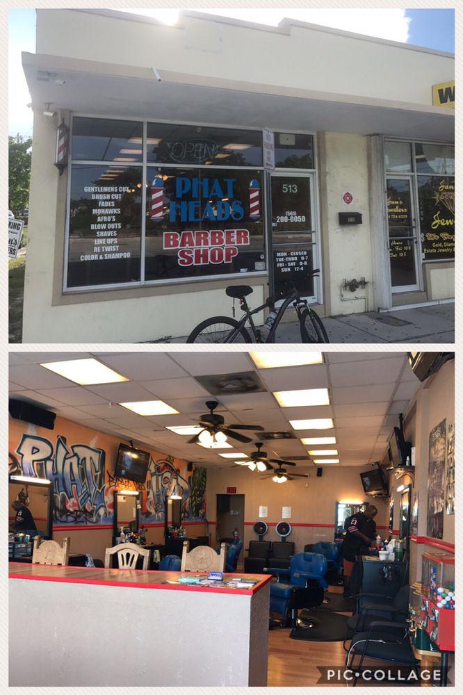 Phat Heads Barber Shop: 513 N Federal Hwy, Boynton Beach, FL