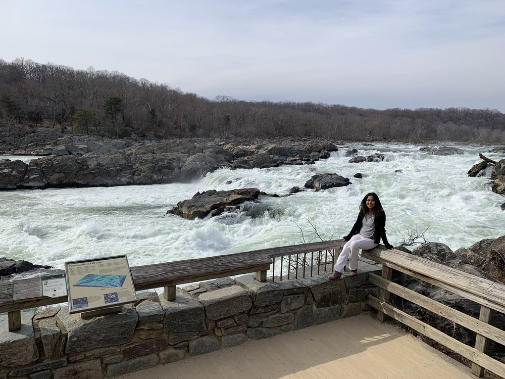 Great Falls Park: 9200 Old Dominion Dr, McLean, VA