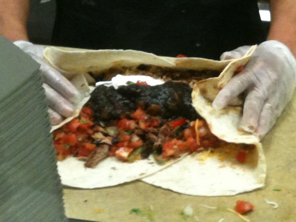 Dos Manos Burritos Yelp