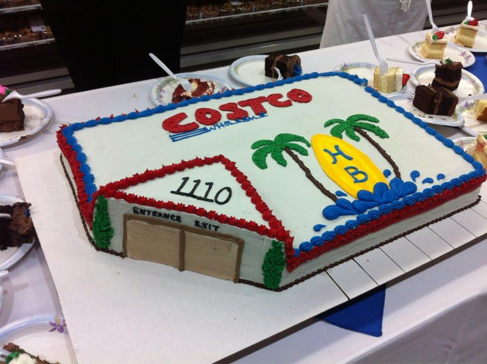 Costco Bakery Specialty Cakes