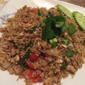 Olay S Thai Food Express Menu