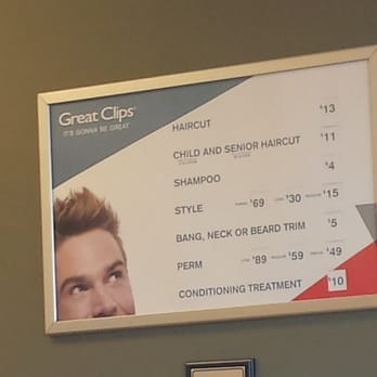 Great Clips Hair Salons 11101 Old Saint Augustine Rd Southside