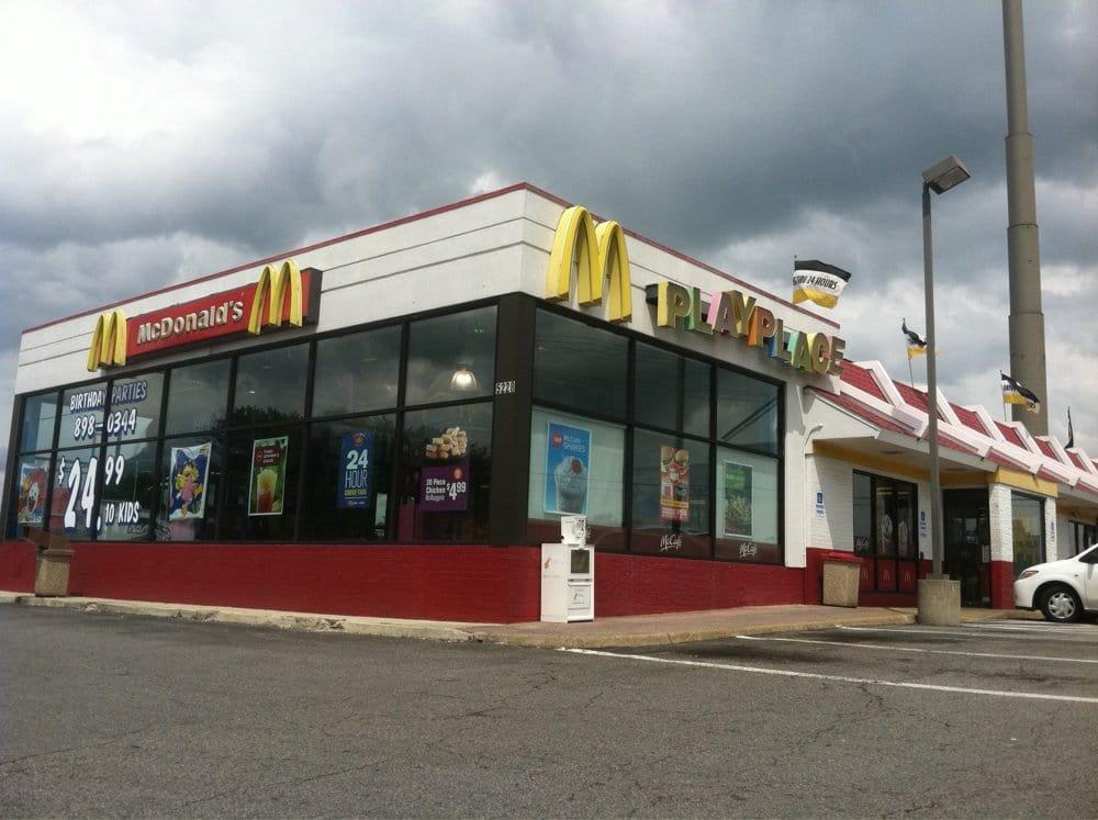 Fast Food Restaurants Near Fredericksburg Va