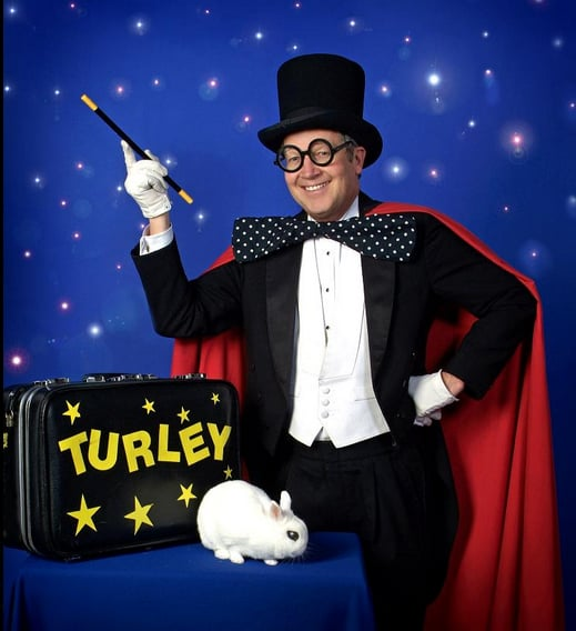 Turley the Magician: Washington, DC, DC