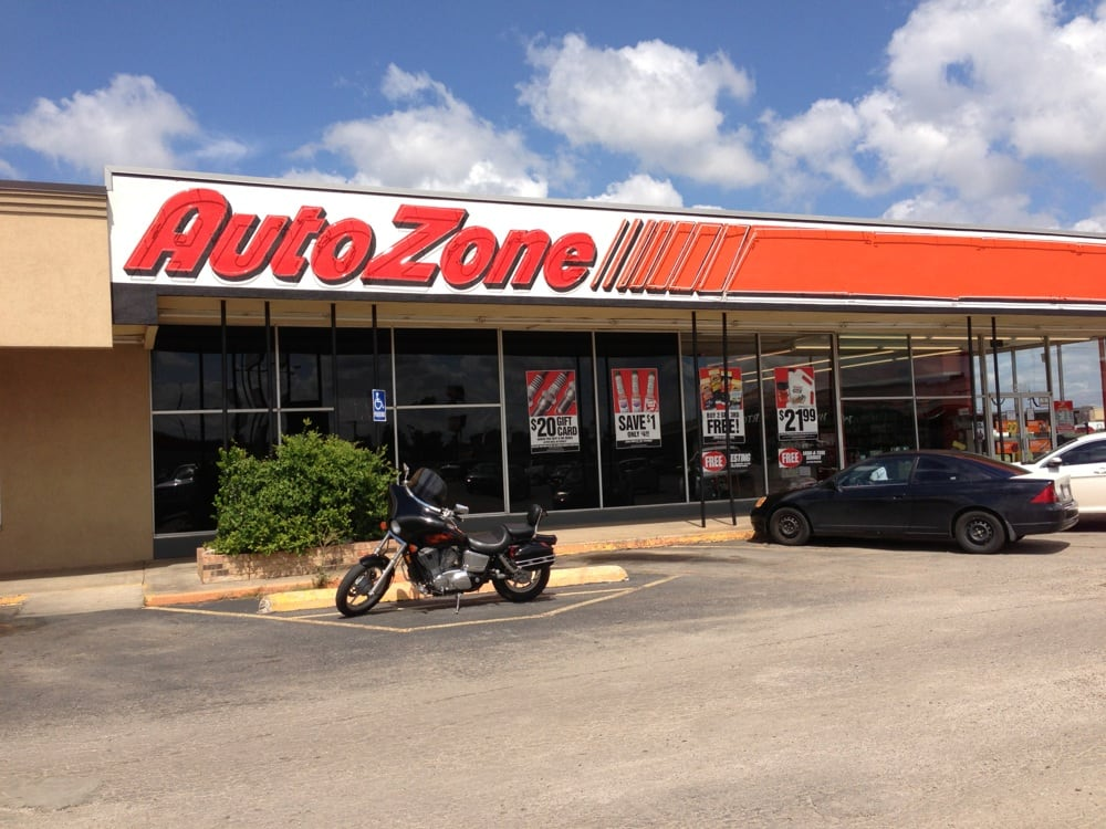 AutoZone Auto Parts: 1228 NW Sheridan Rd, Lawton, OK
