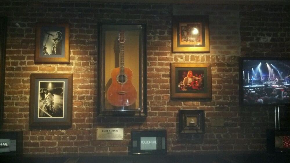 Seattle Hard Rock Cafe Address