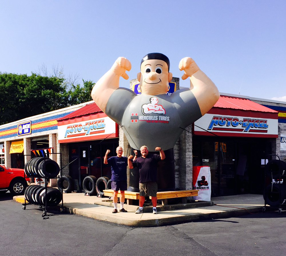 Auto-Excel: 2610 E Waterloo Rd, Akron, OH