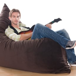 Photo Of Comfy Bean Bag Chairs