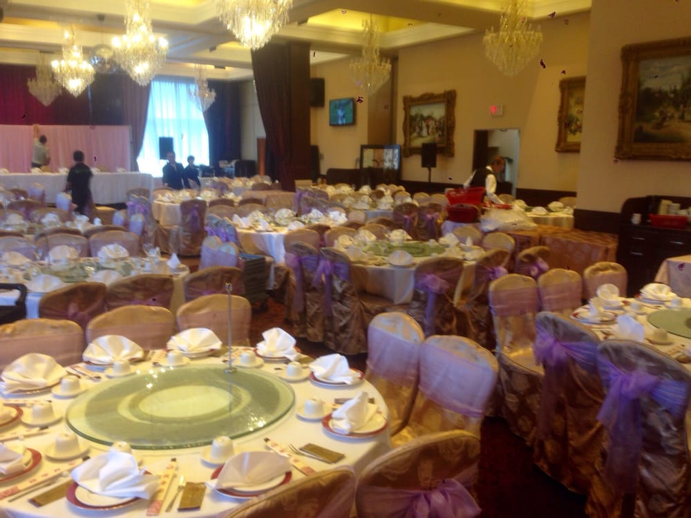 Wedding decoration at shiang restaurant on september 20 2015 yelp photo of liliannes bridal vancouver bc canada wedding decoration at shiang restaurant junglespirit Gallery