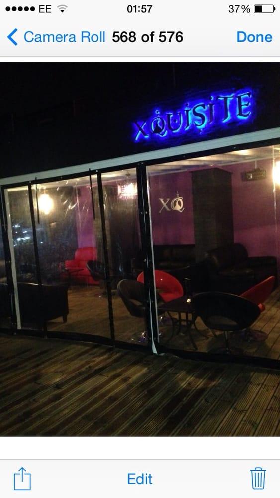Xquisite Shisha Bar: 152/154 Derby Street, Manchester, XGM