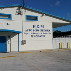 M And M Auto >> H M Auto Body Repairs 17 Reviews Body Shops 2675 Sw 69th Ct