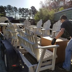 Photo Of Sweetland Outdoor   Alpharetta, GA, United States. Another  PolyLumber Order Ready