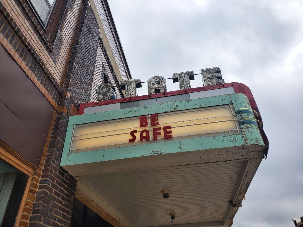 Historic State Theatre: 600 2nd St, Jackson, MN