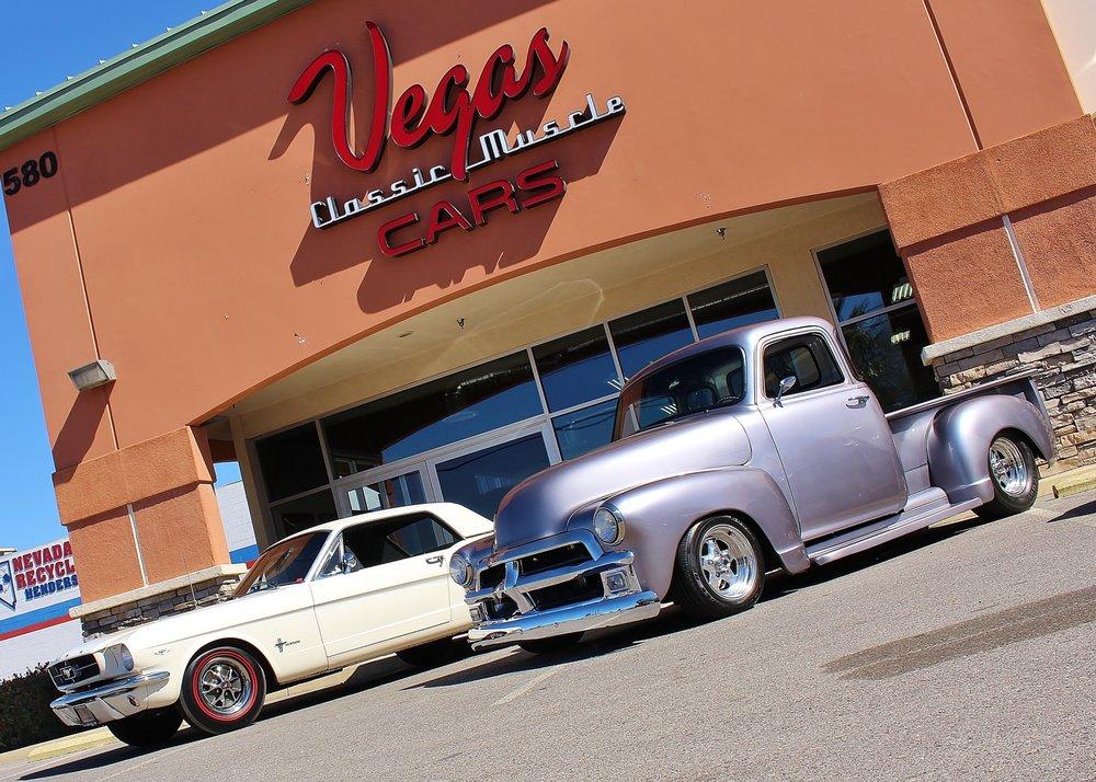 Vegas Classic Muscle Cars - 15 Photos - Car Dealers - 580 Parkson ...