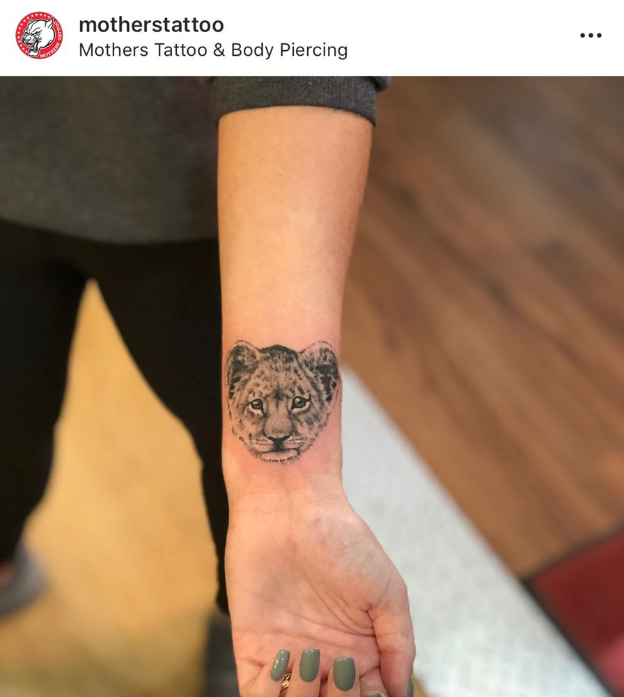 Mothers Tattoo: 617 Main St, Covington, KY