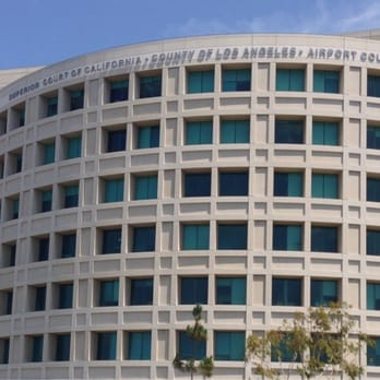 Los angeles superior court airport courthouse 33 for 11701 s la cienega blvd 6th floor