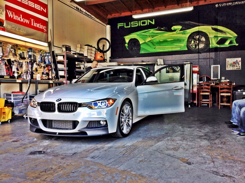 Fusion Car Audio Tint Alarms & Multimedia: 4928 Florence Ave, Bell, CA