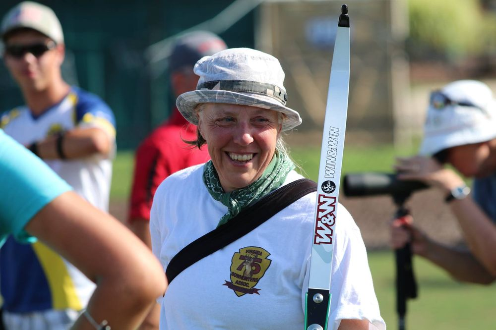 Laurie Robinson, Archery Instructor: Portland, OR
