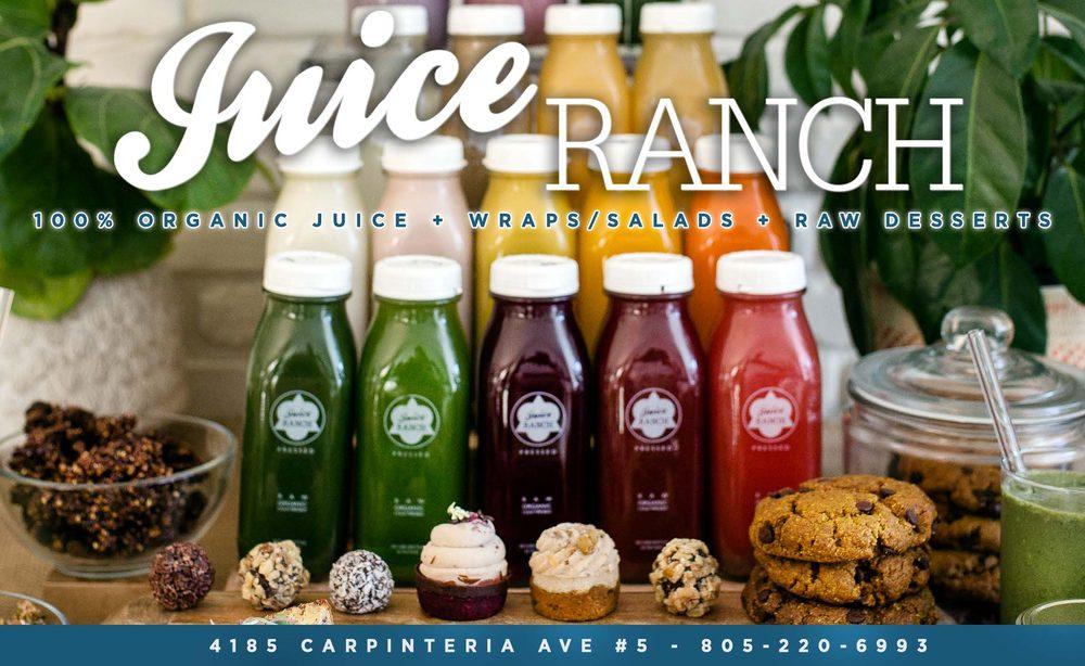 Juice Ranch: 4185 Carpinteria Ave, Carpinteria, CA
