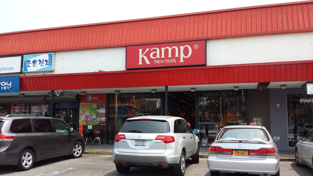 Kamp New York: 156-18 Northern Blvd, Flushing, NY