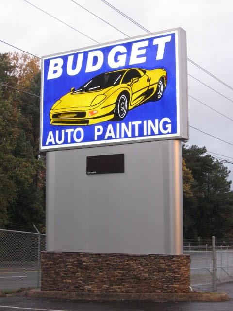 Budget Auto Painting: 4367 Buford Hwy, Atlanta, GA