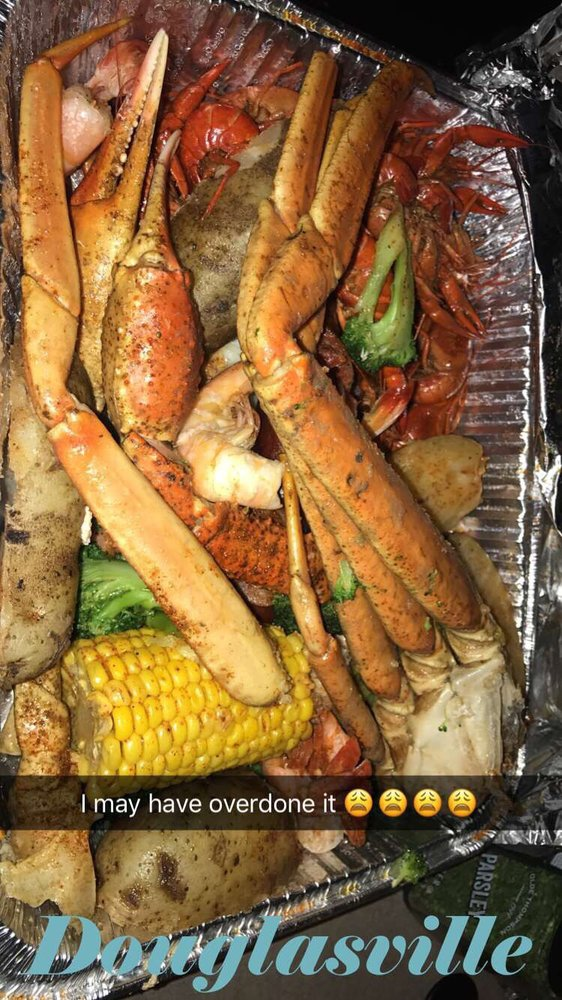 South New Orleans Seafood: 3548 Flat Shoals Rd, Decatur, GA