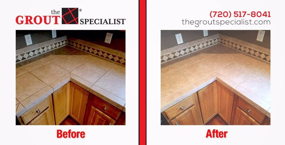 Clean And Seal Tile Countertops Yelp - Best way to clean tile countertops