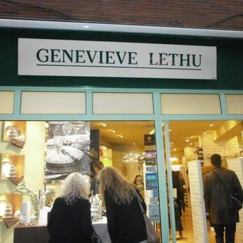 Genevi ve lethu ferm arts de la table 84 rue esquermoise vieux lille - Vaisselle genevieve lethu ...