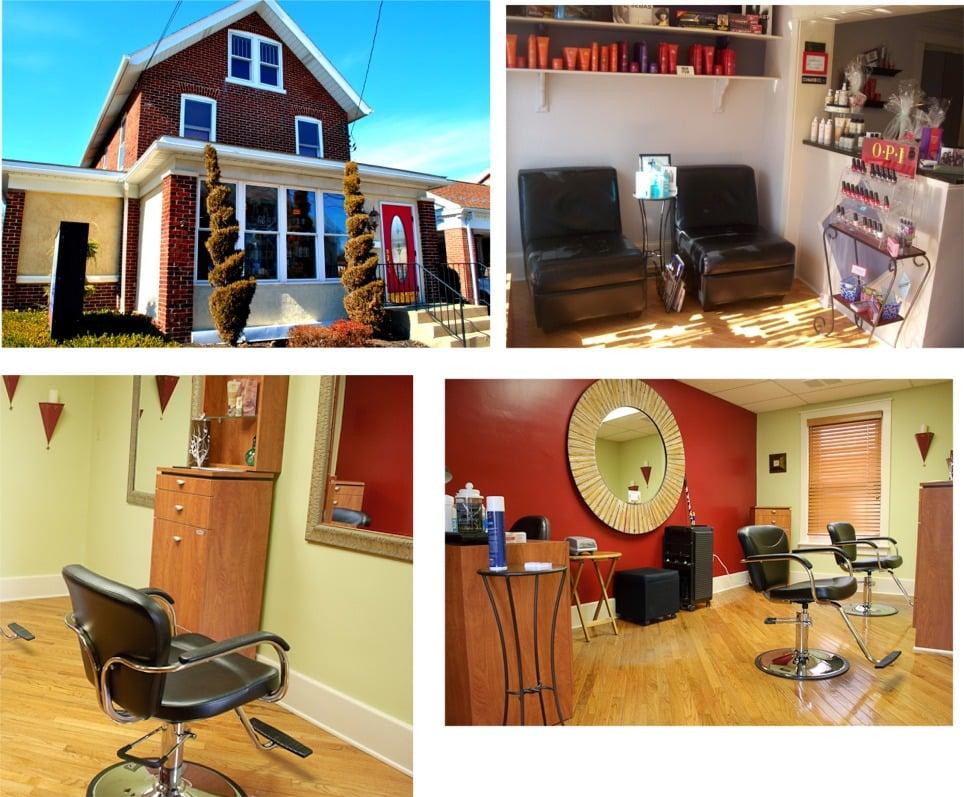 Photos for sydney 39 s haircolor concept salon yelp for Sydney salon