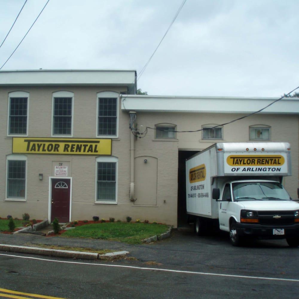 Taylor Rental Arlington