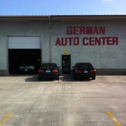 german auto center specialists auto repair 24635 interstate 45 the woodlands tx phone. Black Bedroom Furniture Sets. Home Design Ideas