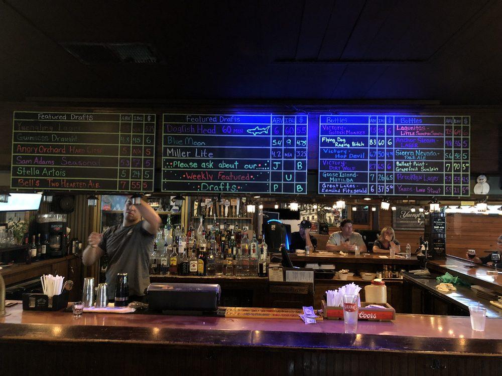 Pub In the Pines: Route 940, Pocono Pines, PA