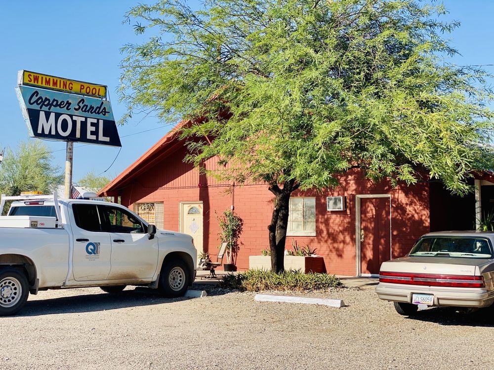 Copper Sands Motel & Rv Park: 3711 N Ajo Gila Bend Hwy, Ajo, AZ