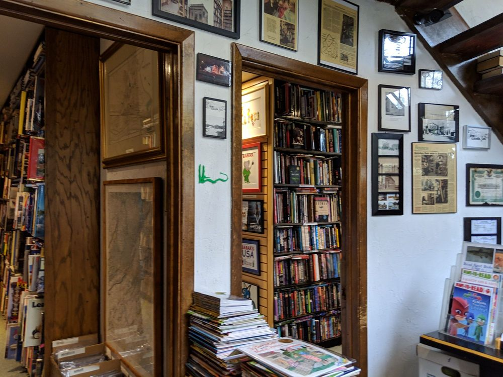 Broad Street Books: 1 Mill St, Branchville, NJ
