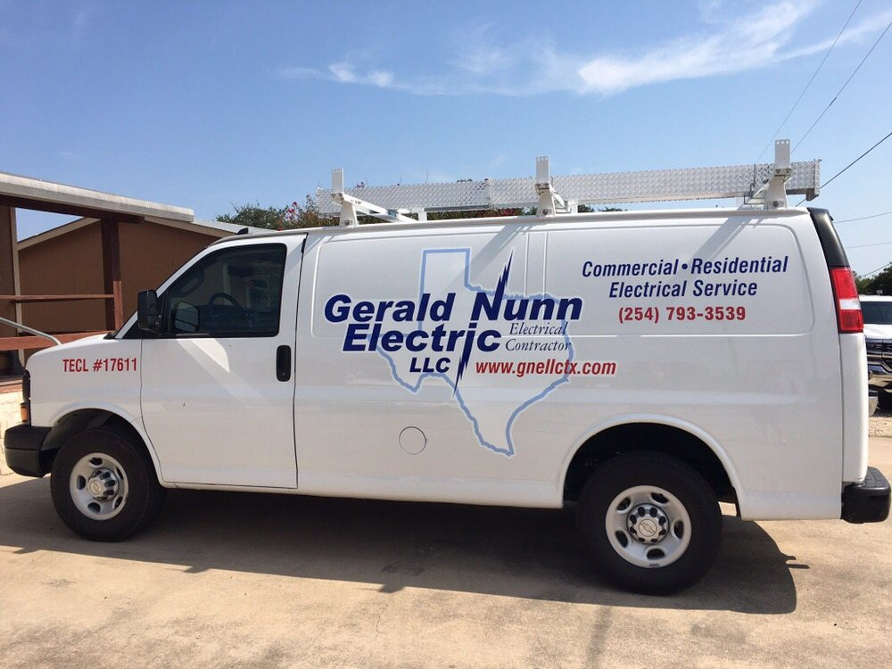 Gerald Nunn Electric: 410 N Patterson Ave, Florence, TX