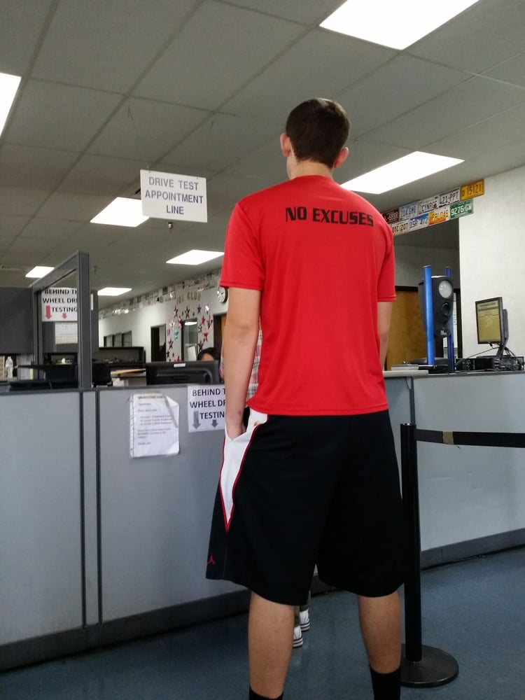 No excuses get your license yelp for Sacramento department of motor vehicles