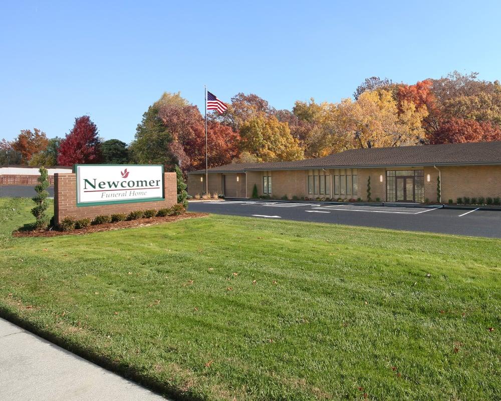 Newcomer Cremations, Funerals & Receptions - East Louisville: 235 Juneau Dr, Louisville, KY