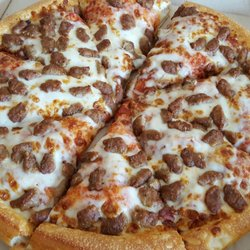Photo Of Pizza Hut Winston M Nc United States Large Sausage