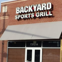 Awesome Photo Of Backyard Sports Grill   College Park, MD, United States. Backyard  Sports